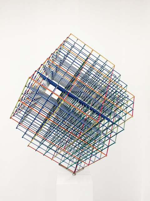 , 'Multicolored Cube Configuration # 3,' 2016, Peana Projects