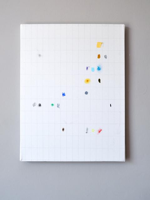 , 'Yearbook: Grid 5,' 2016, Josée Bienvenu