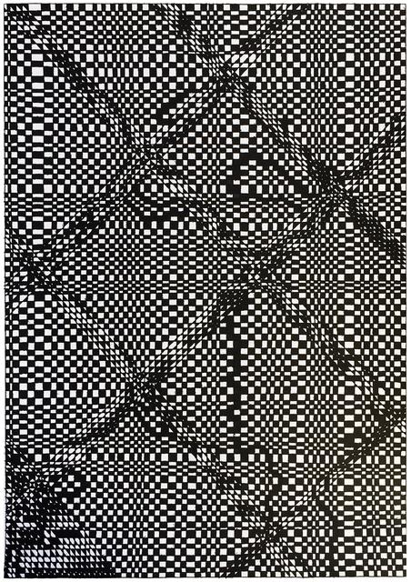 , 'Shape of Experience,' 2017, McKenzie Fine Art