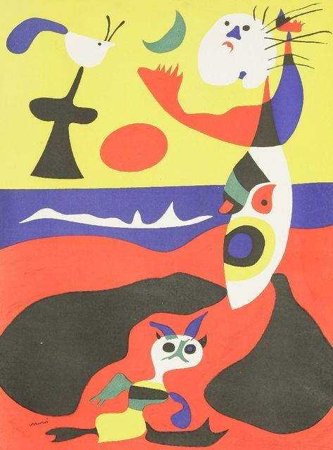 Joan Miró, 'Summer', 1938, Sworders