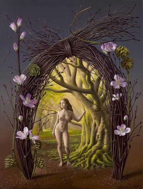 Miriam Escofet, 'The Nymph', 2011, Albemarle Gallery