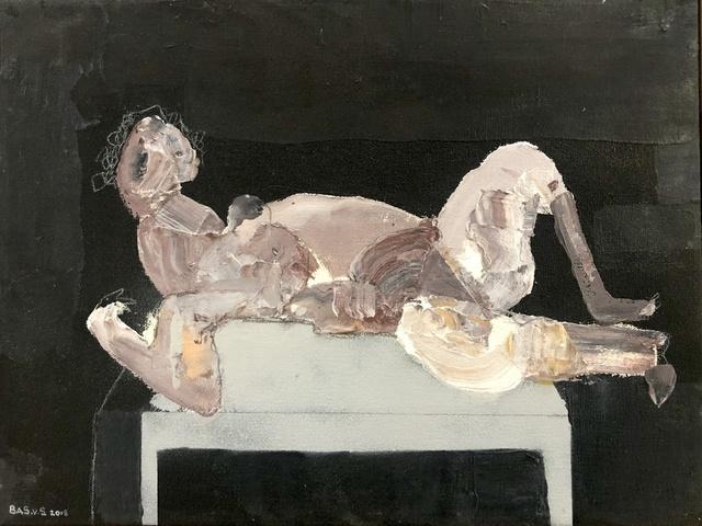 , 'Black 001,' 2018, Absolut Art Gallery