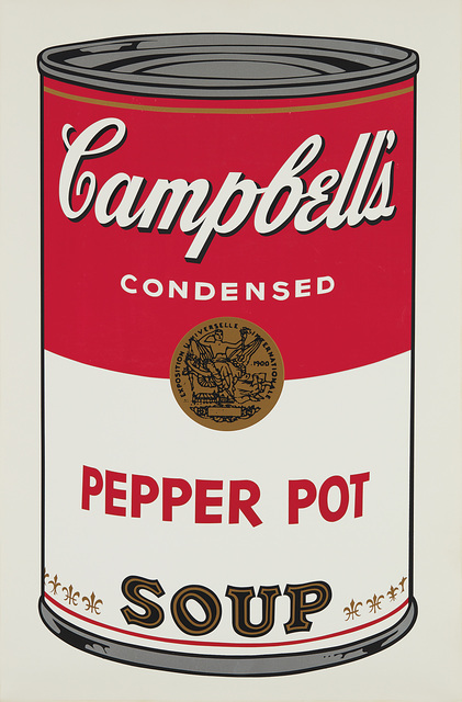 Andy Warhol, 'Pepper Pot, from Campbell's Soup I', 1968, Phillips