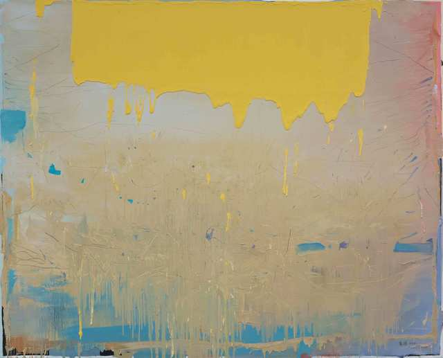 , '黄 13-2  Yellow 13-2,' 2013, Shanghai Gallery of Art