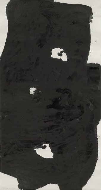 Wang Dongling 王冬龄, 'Self-Knowledge', 2013 , Drawing, Collage or other Work on Paper, Ink on xuan paper, Ink Studio