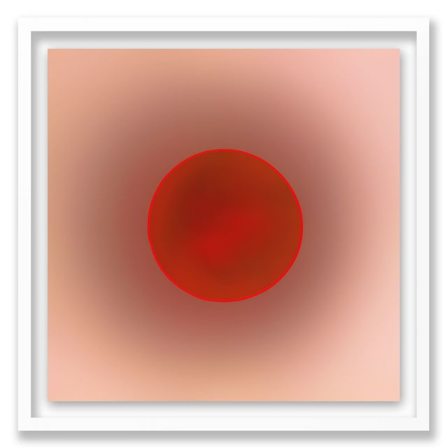, 'The Crimson Ocean's Edge,' 2008-2014, HackelBury Fine Art