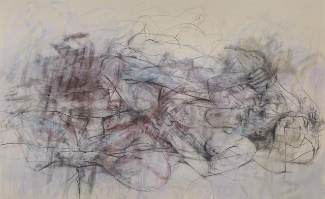 , 'Ebb and Flow,' 2015, Gagosian