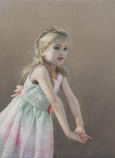 , 'Girl in wind,' 2017, Gallery Seizan