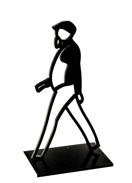 Julian Opie, 'Suwon Invite (Male)', 2017, Forum Auctions