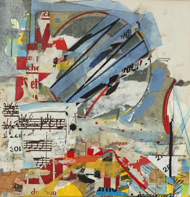 , 'Encore Solo,' 1982, Gerald Peters Gallery