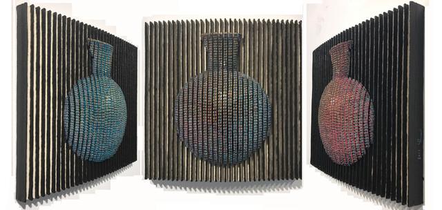 , 'L'ATTENTE,' 2017, Mark Hachem Gallery