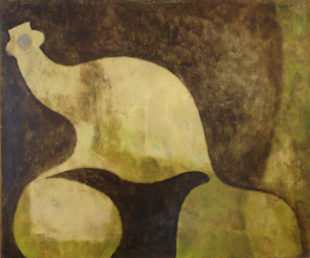 , 'Flight,' 1950, Washburn Gallery