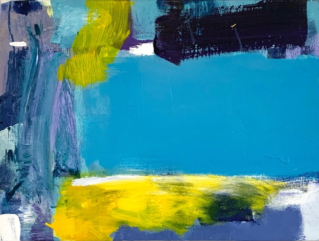 Deborah Lanyon, 'Taken', ca. 2019, Painting, Acrylic on stretched canvas in tray frame, Joanna Bryant & Julian Page