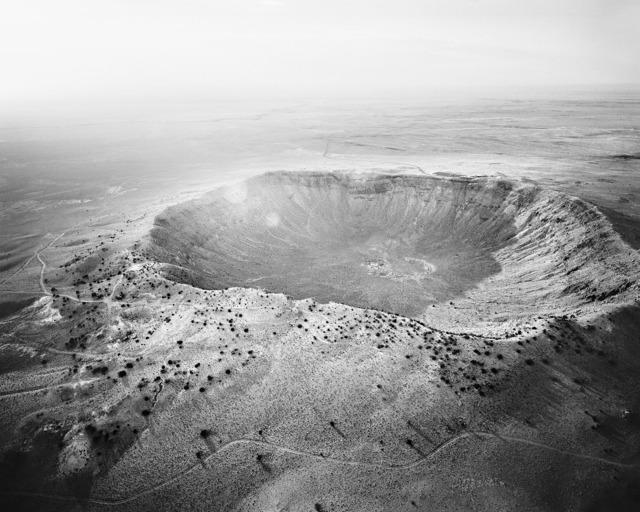 , 'Meteor Crater Looking Northwest, Near Winslow, AZ,' 2011, Danziger Gallery