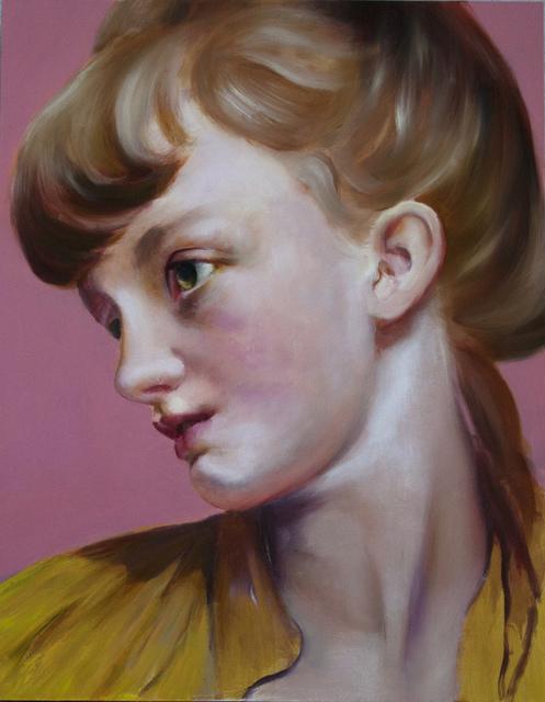 Angela Fraleigh, 'stillness steps', 2015, Inman Gallery