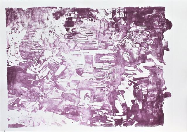 , 'Labyrinth,' 2011, Migrant Bird Space