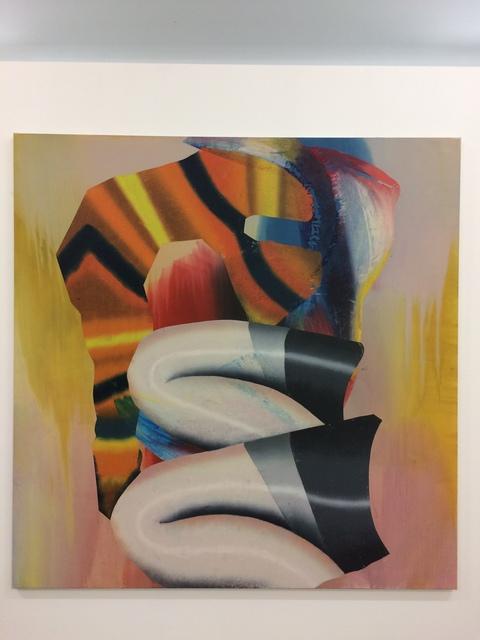 , 'Sanke Charmer II,' 2016, Galleria Doris Ghetta