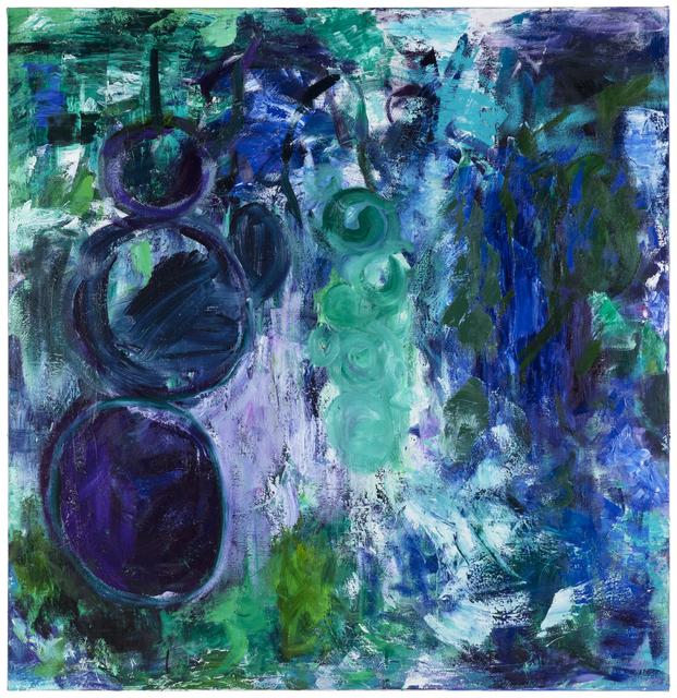 , 'Kesäyö (Summernight),' 2018, Galerie Forsblom
