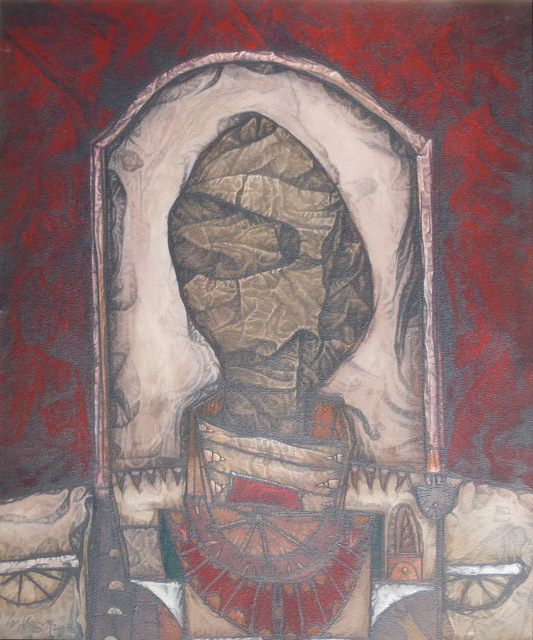 Enrique Wong, 'Escenas Para Un Pensamiento Oculto II (Scenes for a Hidden Mind)', 2002, Discoveries In Art