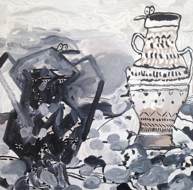 , 'Vases,' 2012, Ruttkowski;68