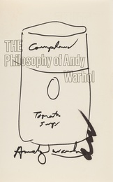 A Philosophy of Andy Warhol