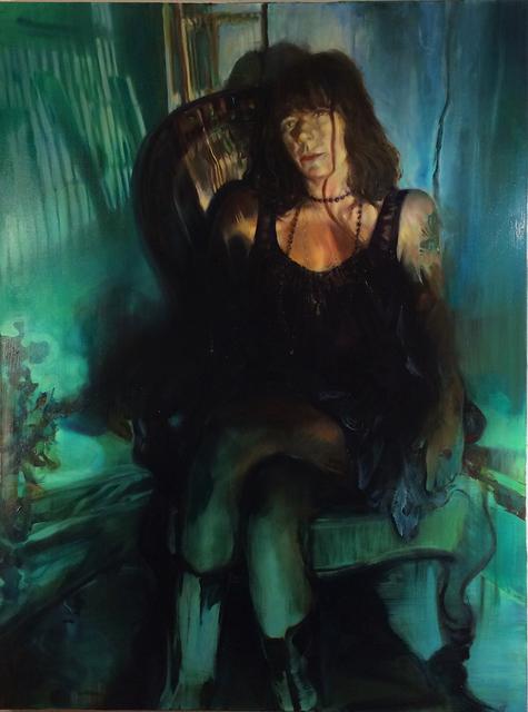 , 'Green Room Marquee,' 2018, Studio 21 Fine Art