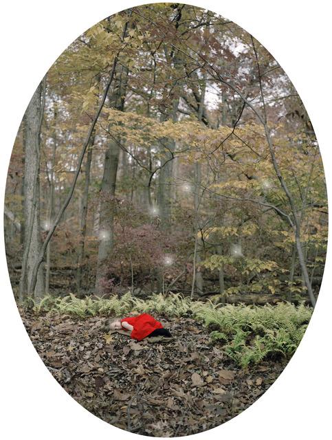 , 'Bed of Leaves,' 2013, Susan Eley Fine Art