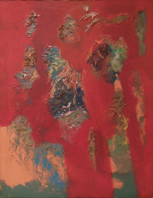 , 'Rising,' 1965, Walter Wickiser Gallery