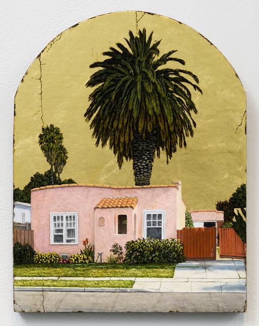 , 'Pink Digs,' 2017, Lora Schlesinger Gallery
