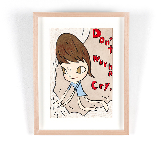 , 'Don't wanna cry ,' 2010, H.ARTS COLLECTIVE