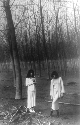 , 'Women In The Woods, VOGUE Italia, Montova, Italy,' 1977, Staley-Wise Gallery