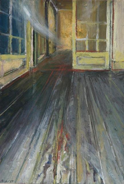 , 'Interior VI,' 2012, Crane Kalman Gallery
