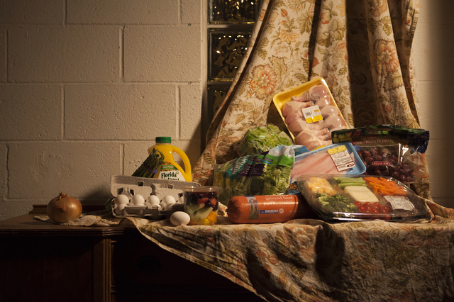 , 'Fake Food,' 2013, Liang Gallery