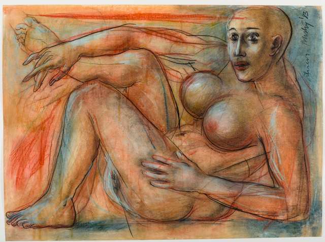 , 'Untitled (Reclining Figure),' 1983, Jhaveri Contemporary