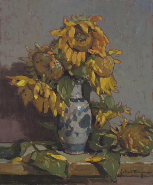 , 'Relaxing Afternoon,' , J. Cacciola Gallery