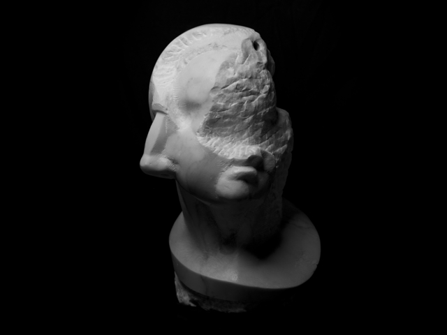 , 'Marble Head Opus 5 nr.2,' 2015, Kristin Hjellegjerde Gallery