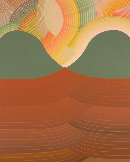 , 'Raised,' 2019, Carrie Haddad Gallery
