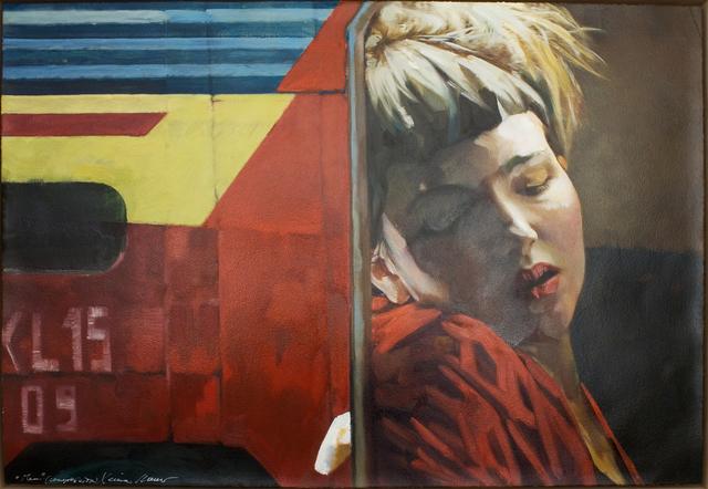 , 'Men (Compassion),' 2019, Forum Gallery