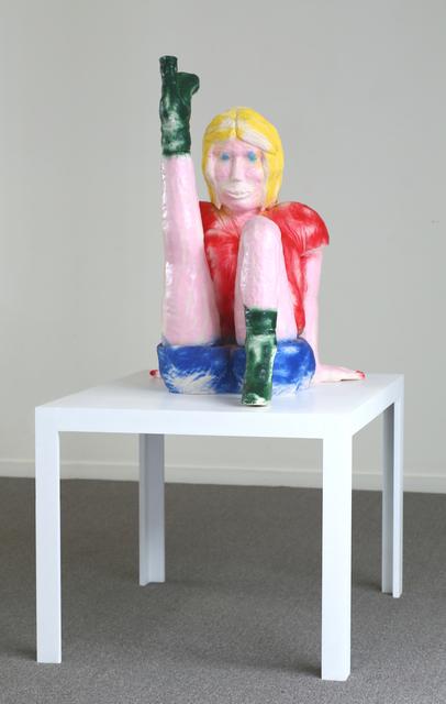 , 'High Kicker,' 2015, Anglim Gilbert Gallery
