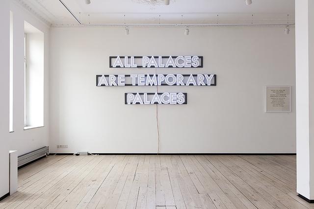 , 'All Palaces (medium size outdoor or indoor),' 2013, Anna Jill Lüpertz Gallery