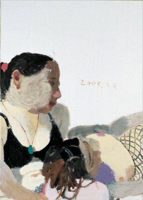 , 'Two Miss Li,' 2005, Wooson Gallery