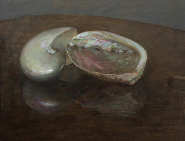 Helen Oh, 'Nautilus and Abalone', 2019, Gallery Victor Armendariz