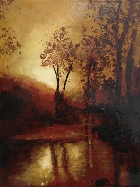 , 'River Sunset II,' ca. 2011, Ascot Studios