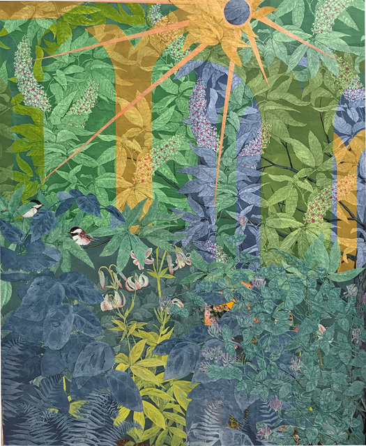 , 'Understory,' 2018, MiXX projects + atelier