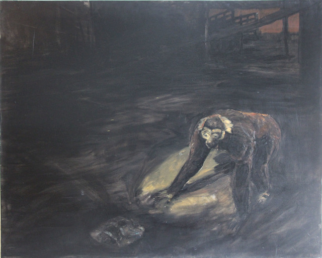 , 'Sin titulo (Mono),' 2003, Galería Quetzalli
