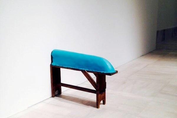 , 'Azul portátil,' 2015, Casa Triângulo