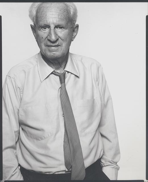 , 'Herbert Marcuse,' New York 1970, Johannes Faber