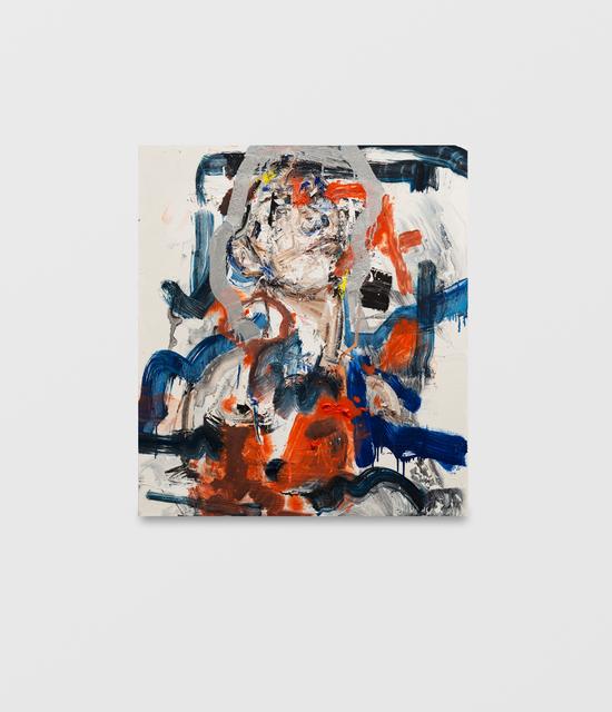 , 'A Backwards Eight,' 2018, V1 Gallery