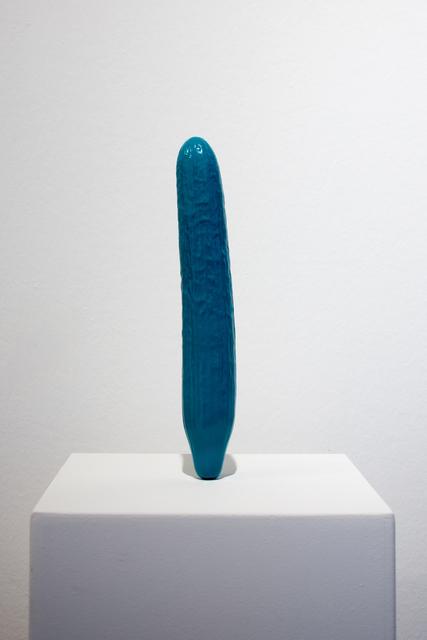 , 'Gurke (türkis),' 2014, Artelier Contemporary