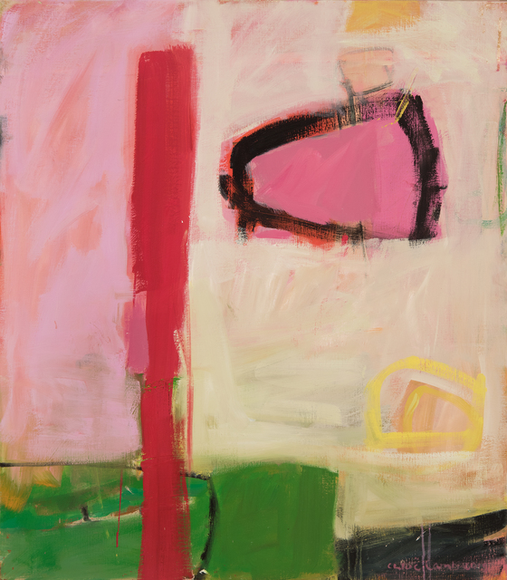 , 'Green and Red,' 2015, Hollis Taggart
